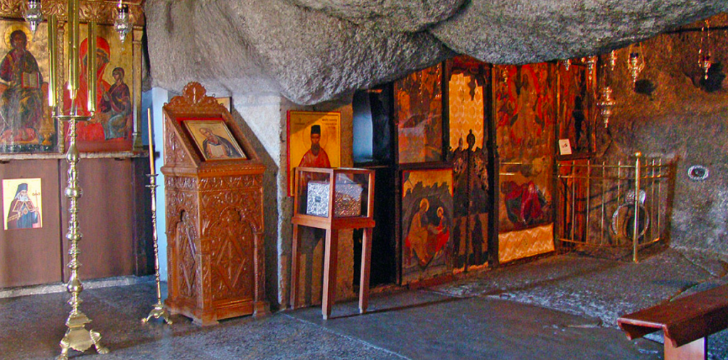 Cave of the Apocalypse, most spiritual & miraculous cave in the world 6