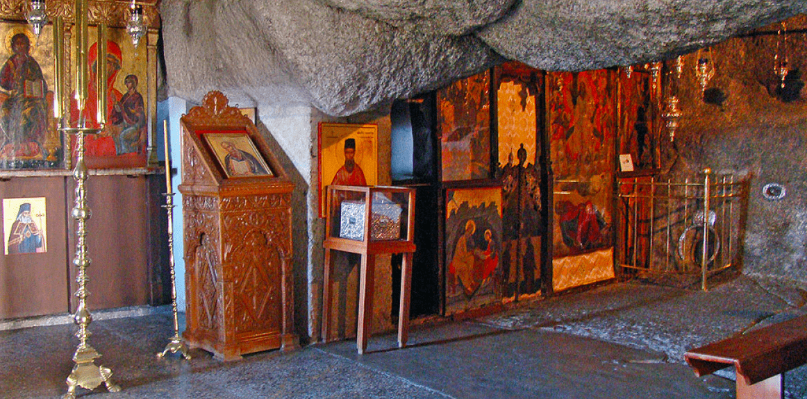 Cave of the Apocalypse, most spiritual & miraculous cave in the world 26