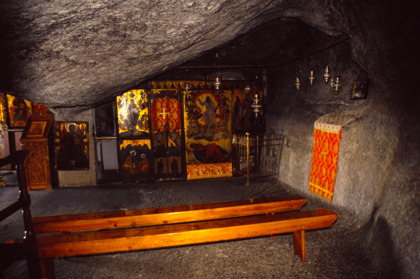 Cave of the Apocalypse, most spiritual & miraculous cave in the world 7