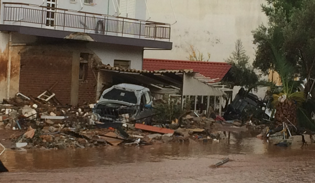 Flash Flood deaths rise to 16 and six still missing 6