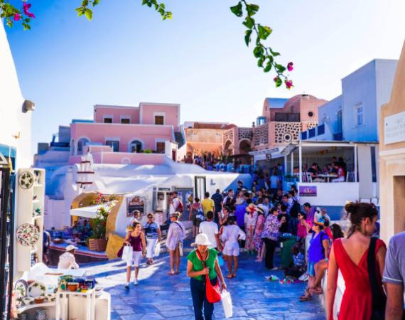 Greece ranked 5th in global perception on tourism 18