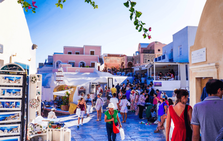 Greece ranked 5th in global perception on tourism 4