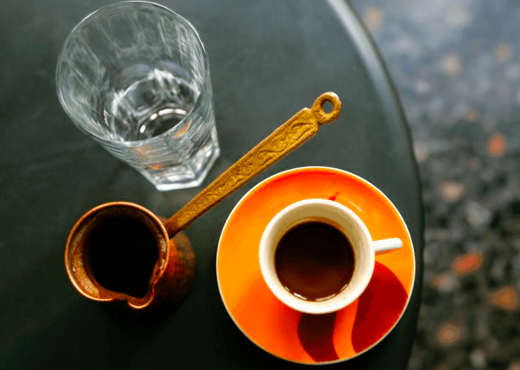 Greek Coffee could be key to living longer 4