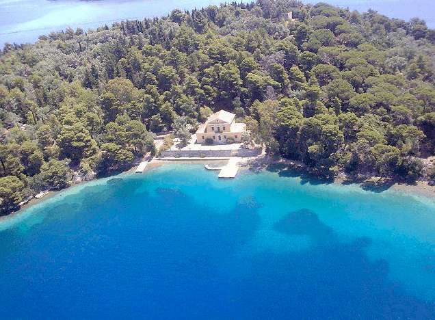 181 Million >> Tourism projects for Skorpios Island given green light by Greek Government · GreekCityTimes