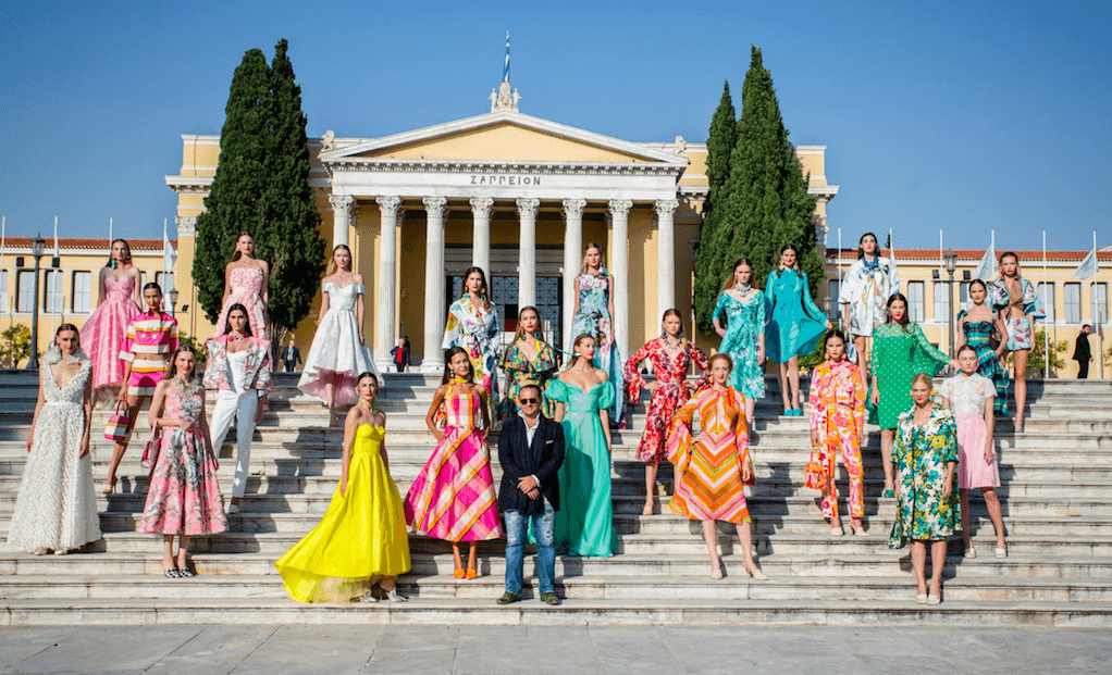 Athens fashion week