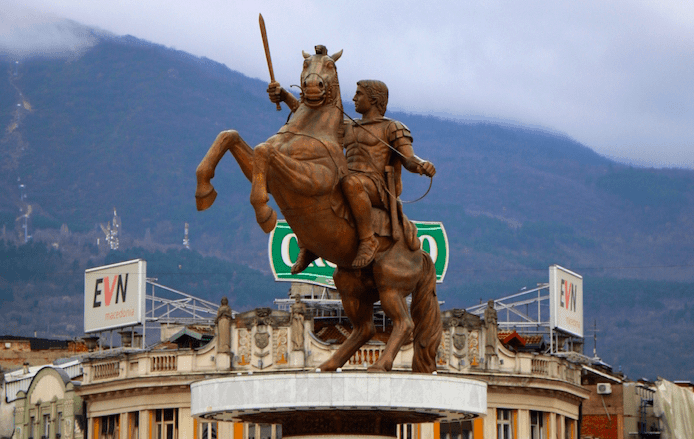 FYROM prepares to remove statutes of Alexander The Great 32