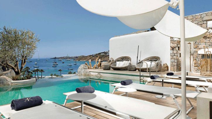 Best hotel in the world award goes to greece greekcitytimes for Top design hotels in europe