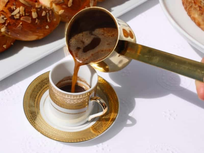 Greek Coffee could be key to living longer 28