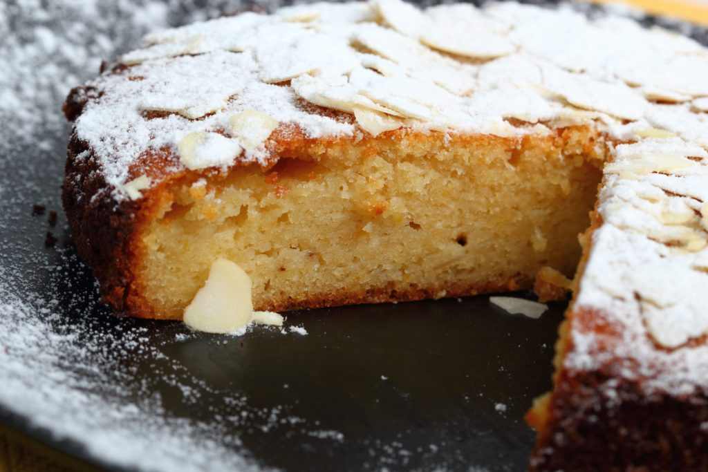Greek cake Vasilopita