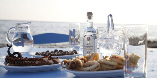 Ouzo: Greece's most famous alcoholic beverage 7