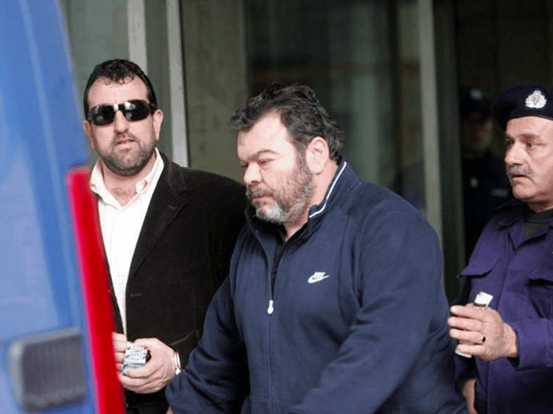 Greek ex-con and crime boss Stefanakos murdered in mafia-style execution 1