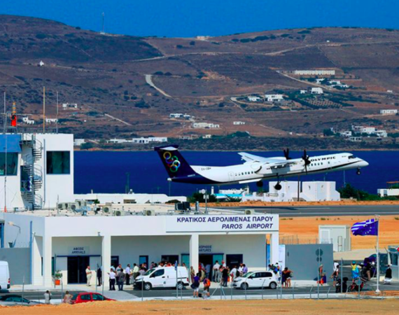 Greece's airports break all-time records in 2017 3