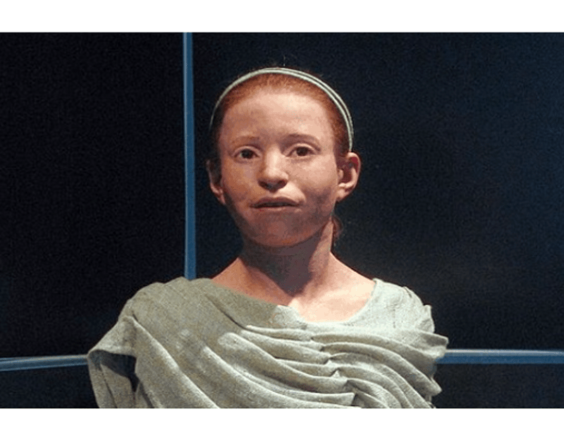 Neolithic girl's reconstructed face to be unveiled at Athens Acropolis Museum 29