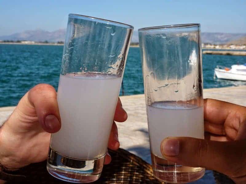 Ouzo: Greece's most famous alcoholic beverage 4