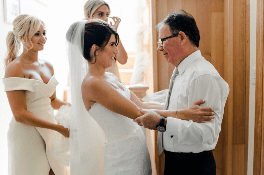 Yanna & Chris' Stunning Wedding filled with beautiful traditions 42