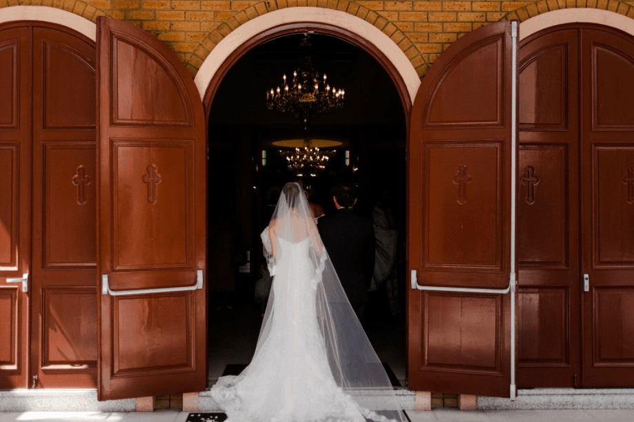 Yanna & Chris' Stunning Wedding filled with beautiful traditions 53
