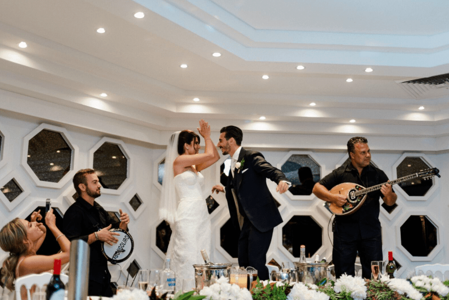 Yanna & Chris' Stunning Wedding filled with beautiful traditions 60