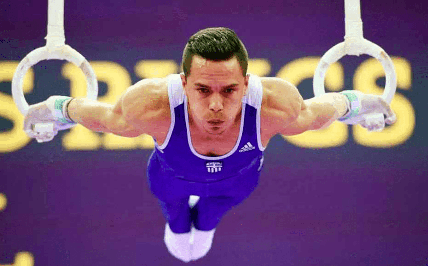 "Lefteris Petrounias crowned ""Male Gymnast of the Year"""