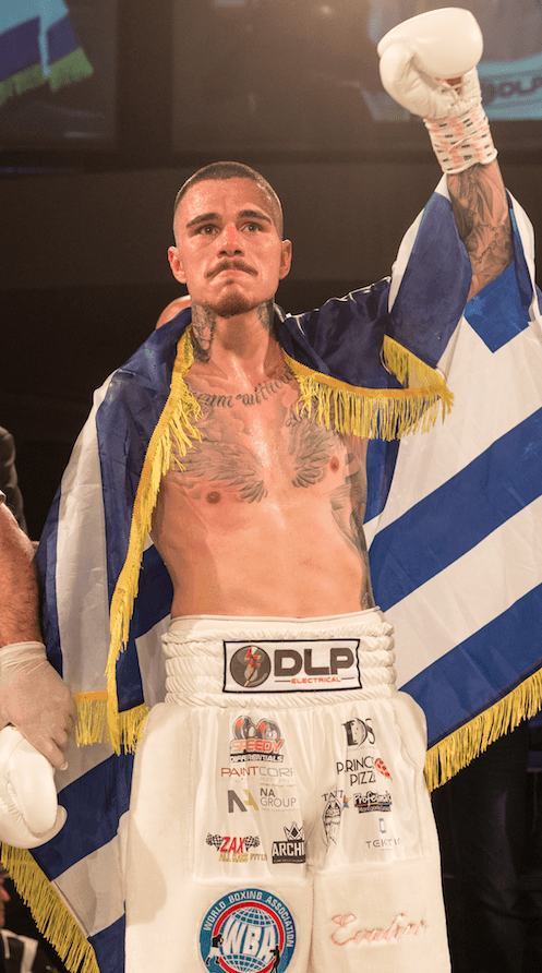 George 'Ferocious' Kambosos set to become number 1 boxer in the