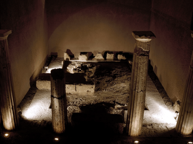 Macedonia's must see archaeological site 1