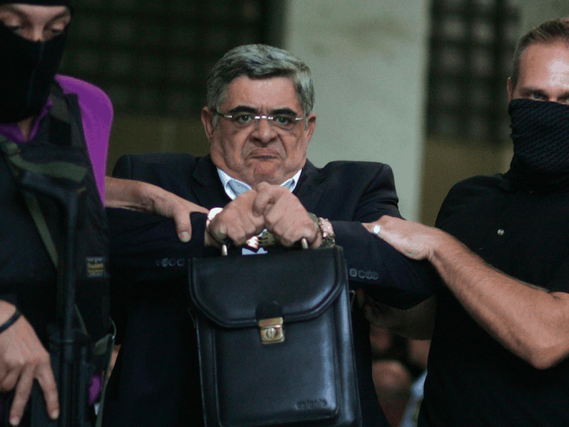Golden Dawn leader gets suspended jail sentence 5