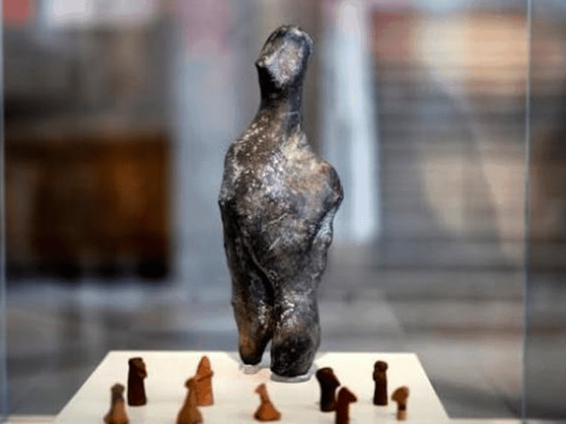 7,000 year old enigma on rare exhibit in Athens 18