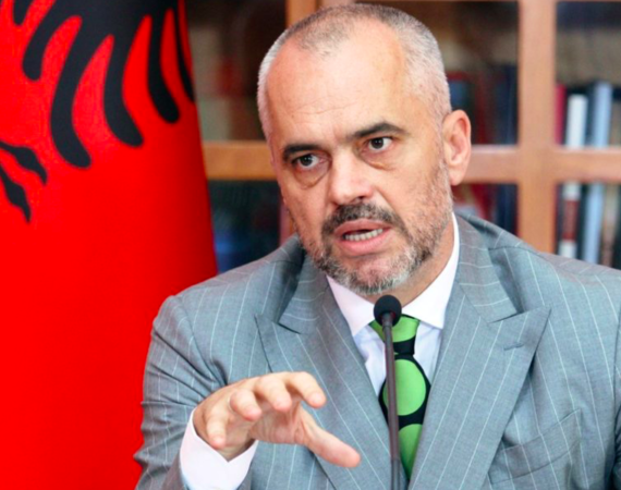 Albanian PM claims Chams have property rights in Greece 27