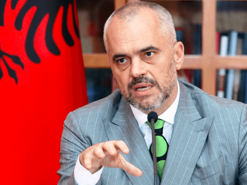 Albanian PM claims Chams have property rights in Greece 7