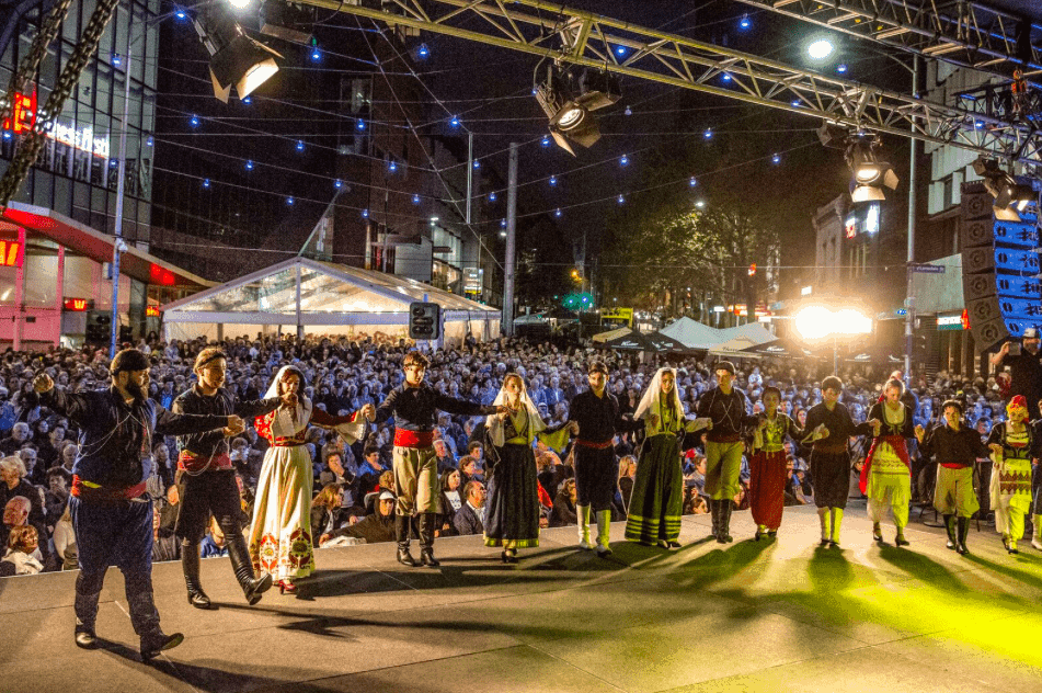 Melbourne Greek Festival