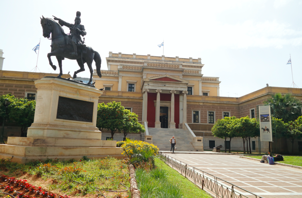 Treasures of the Greek War of Independence in Athens National Historical Museum 4