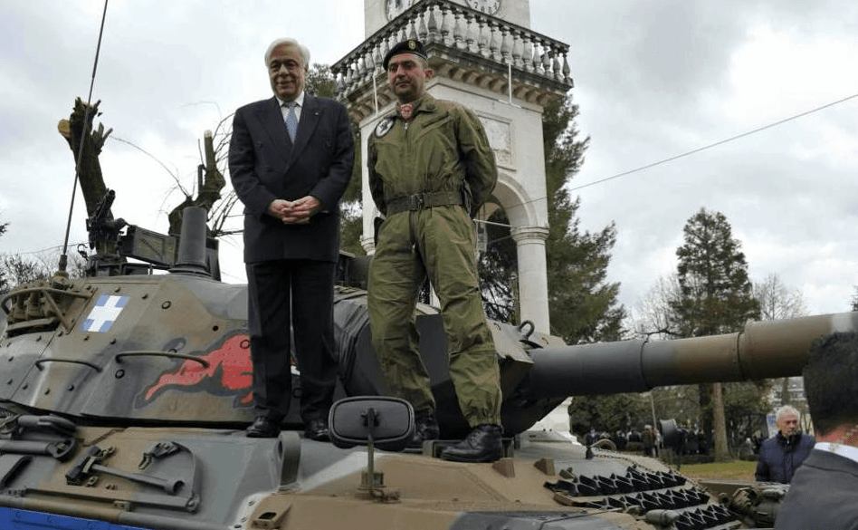 President Pavlopoulos to Turkey & FYROM: Greece not afraid of its enemies 10