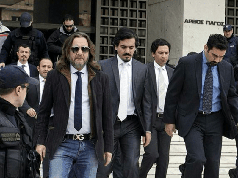 Turkish military pilot pleads to stay in Greece 5