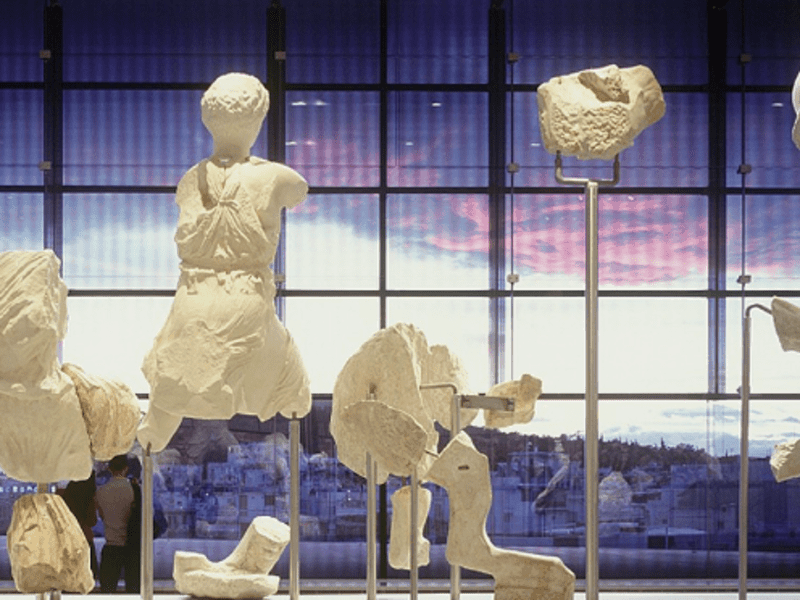 Free entry to Acropolis Museum on March 25 to celebrate Independence Day 26