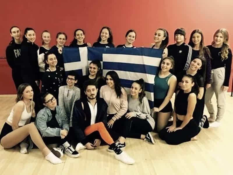 "Talented students to represent Greece in ""Dance World Cup"" final 6"