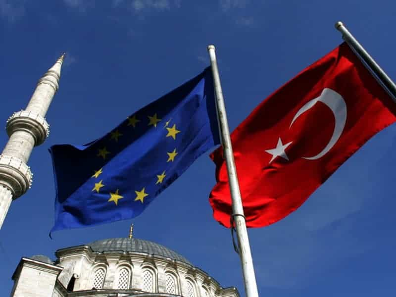 europe's reasons and turkey's accession
