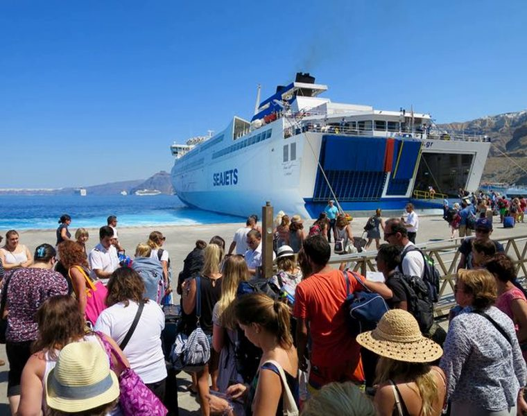 Why Greek island hopping by Ferry is fun 7