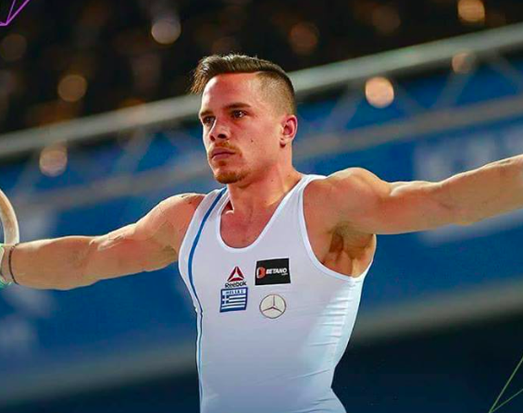 Petrounias wins Gold for Greece at Gymnastics World Cup 2018 6
