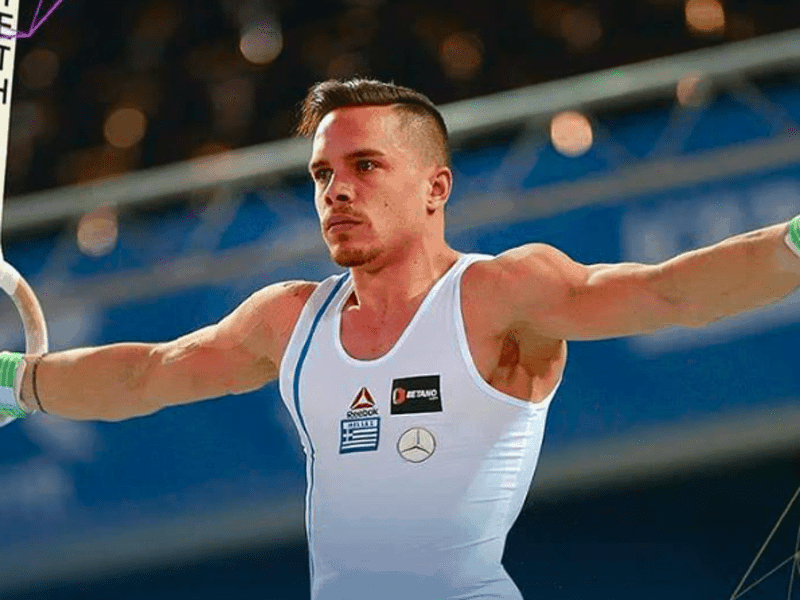 Petrounias wins Gold for Greece at Gymnastics World Cup 2018 24