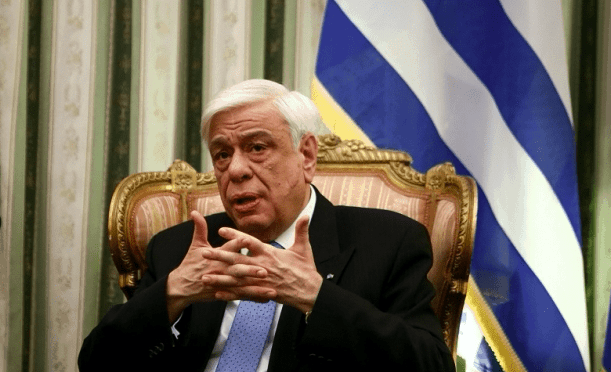 Greek President Pavlopoulos