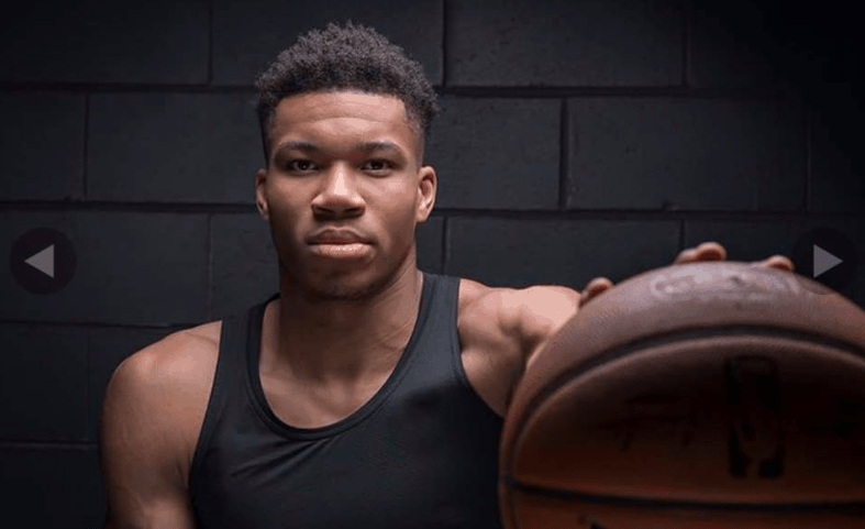 Antetokounmpo has also patented the  Greek Freak  nickname as his trademark  through the U.S. Patent and Trademark office 44ede5dab