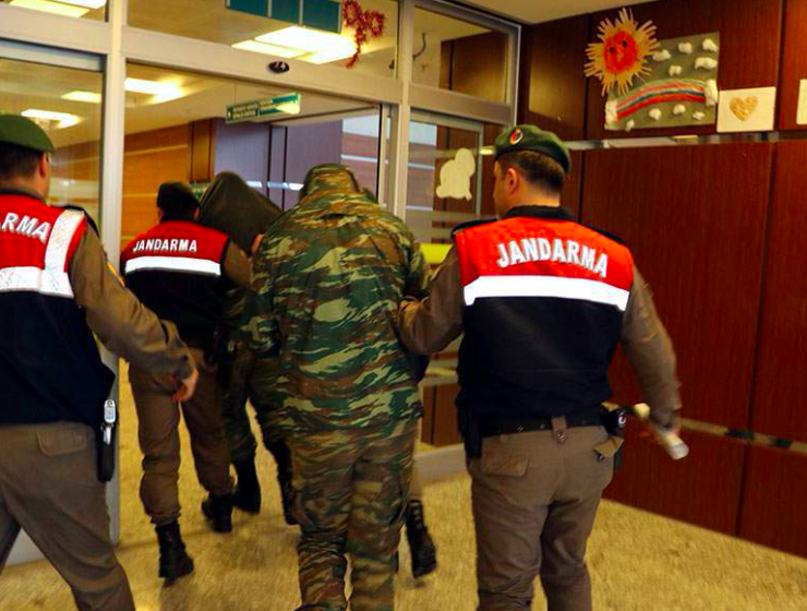 Greek army officers could face up to five years for espionage in Turkey 2