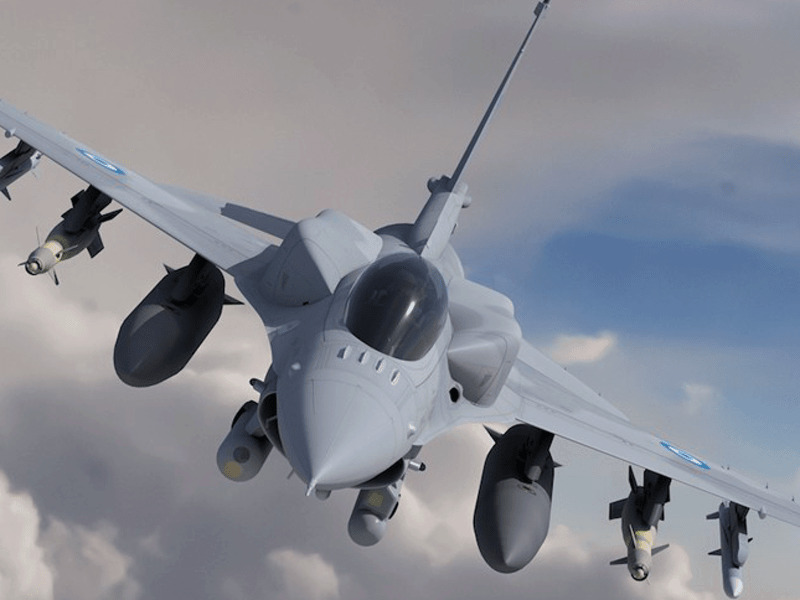 America's leading aerospace firm upgrading Greece's fighter jets 5