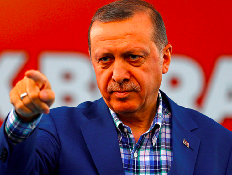 "Erdogan tells Greece ""It's your fault Smyrni was burned"" 14"