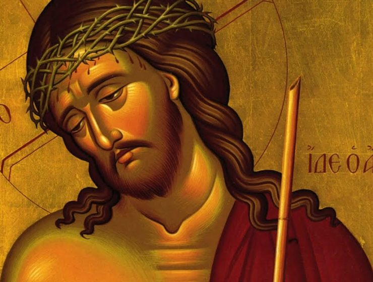 Holy Monday and Holy Week 9
