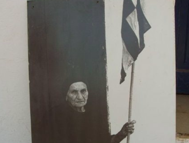 Lady of Ro, raised Greek flag every day for 40 years 28