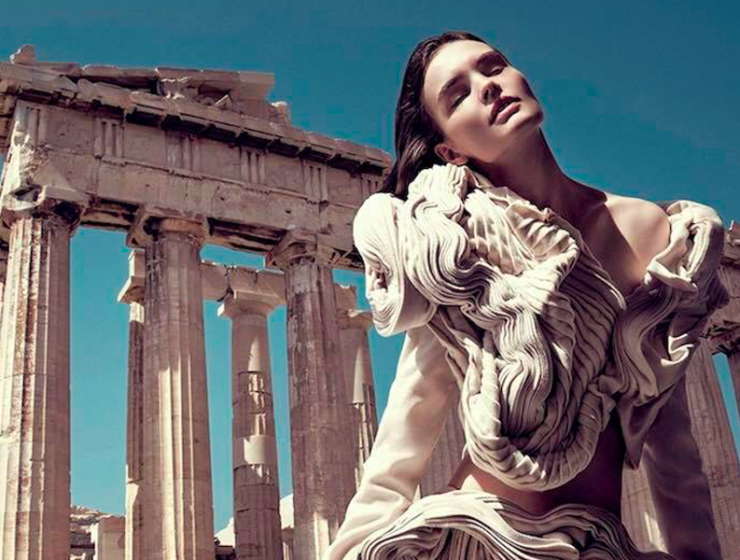 Greece's leading fashion brands at your fingertips 13