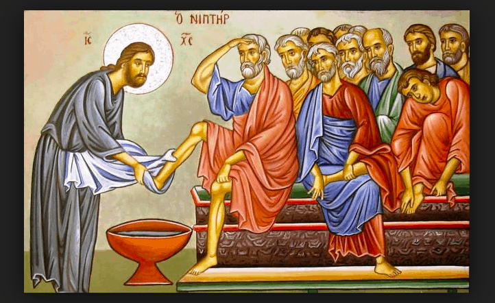Holy Wednesday the Sacrament of Unction 30