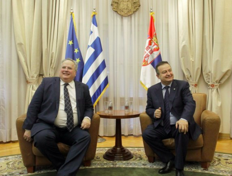 Greece takes FYROM issue to Serbia 1