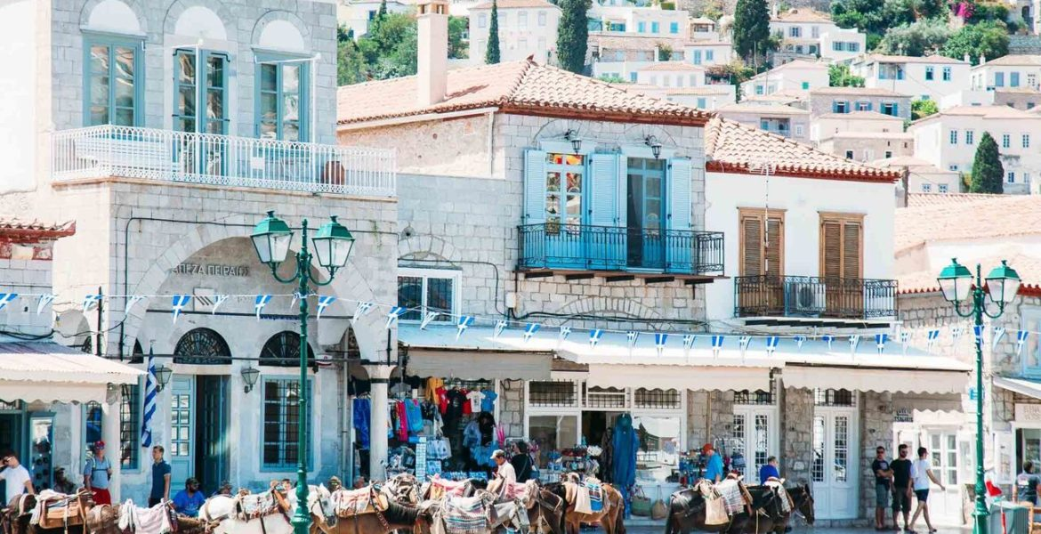 Hydra, one of Greece's most captivating islands 1