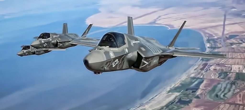 F35 fighter jets
